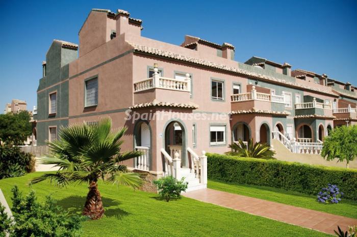 balsicas murcia - Verde, sol y mar: 19 fantásticas viviendas a buen precio en campos de golf en España