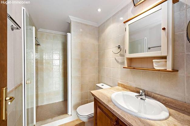 bano 2 - Tranquilidad isleña en este precioso apartamento frente al mar en Mallorca