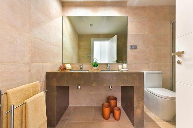 bano apartamento marbella - Lujoso apartamento en el centro de Marbella, a 5 minutos de Puerto Banús