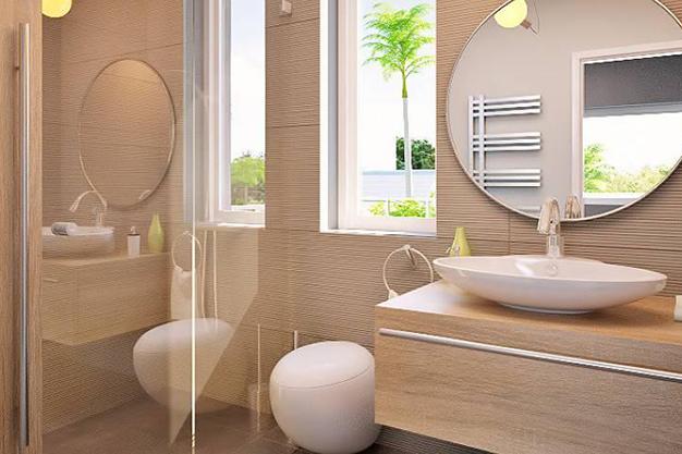bano palma de mallorca - Villa de lujo en Palma de Mallorca: modernidad y lujo para saborear el Mediterráneo