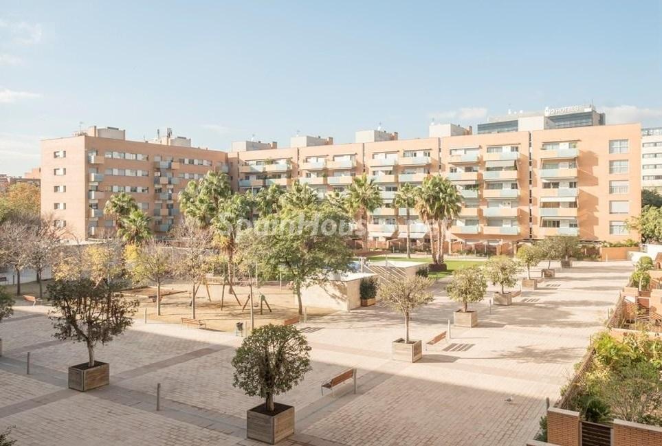 barcelona santmarti1 - El precio de la vivienda en Barcelona y Alicante se dispara más del 10%, según Tinsa