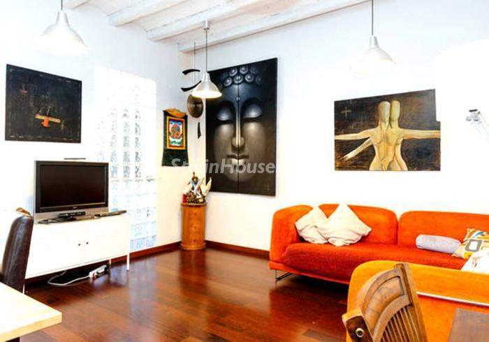 barcelona4 - 17 fantásticas viviendas llenas de luz, amplitud y decoración moderna cerca del mar