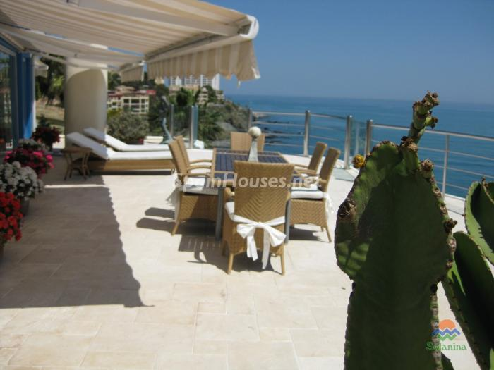 benalmadenacosta malaga 1 - 12 áticos, pisos y apartamentos con espectaculares y modernas terrazas que miran al mar