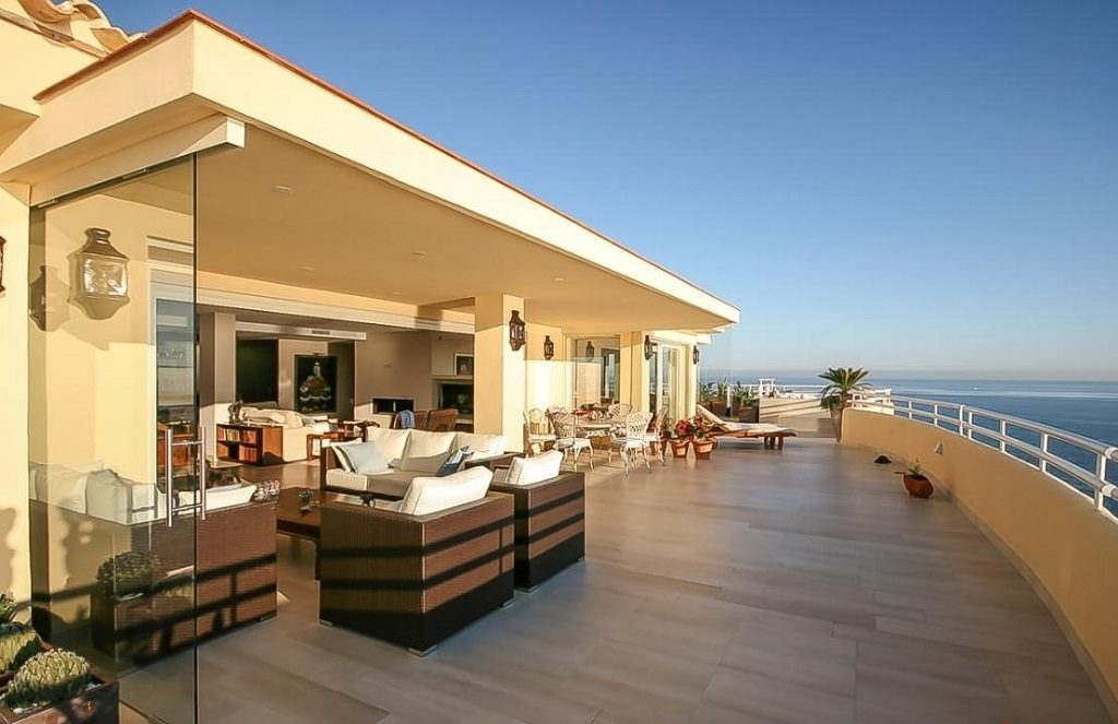 benalmadenacosta malaga 10 1024x663 - Veranos de lujo en 19 espectaculares terrazas junto al mar