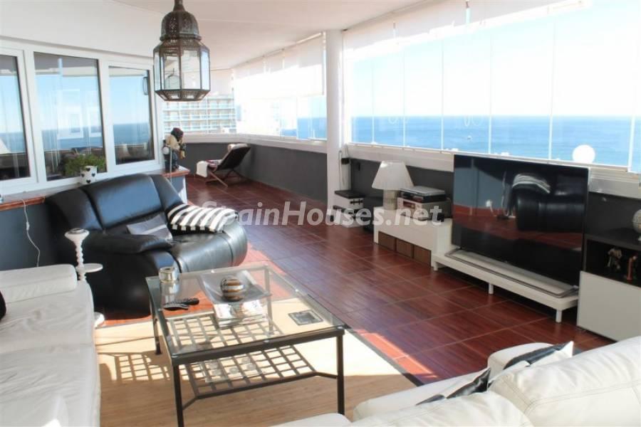 benialmadena malaga - Esperando el sol del otoño en 12 preciosos porches y terrazas con vistas al mar