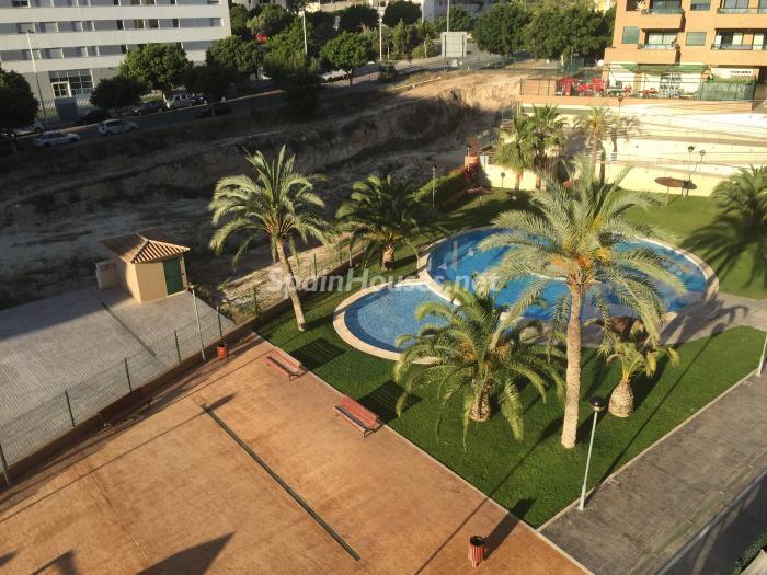benidorm 1 - 15 bonitos pisos de 3 dormitorios con jardines y piscina por menos de 150.000 euros