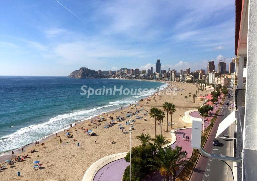 benidorm alicante 7 - 23 viviendas de vacaciones perfectas para Semana Santa: playa, mar y naturaleza
