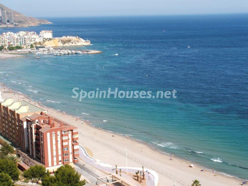 benidorm costablanca - Vacaciones de verano: 11 apartamentos en alquiler económicos para disfrutar en la playa
