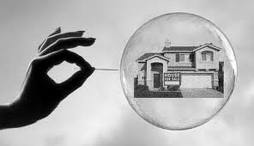 la burbuja inmobiliaria ha explotado