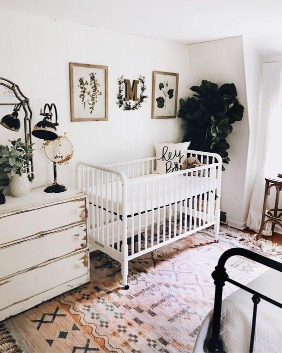 c83aee0172ea077f2ce6c22b9268f7ea - Estilos decorativos para la habitación del bebe