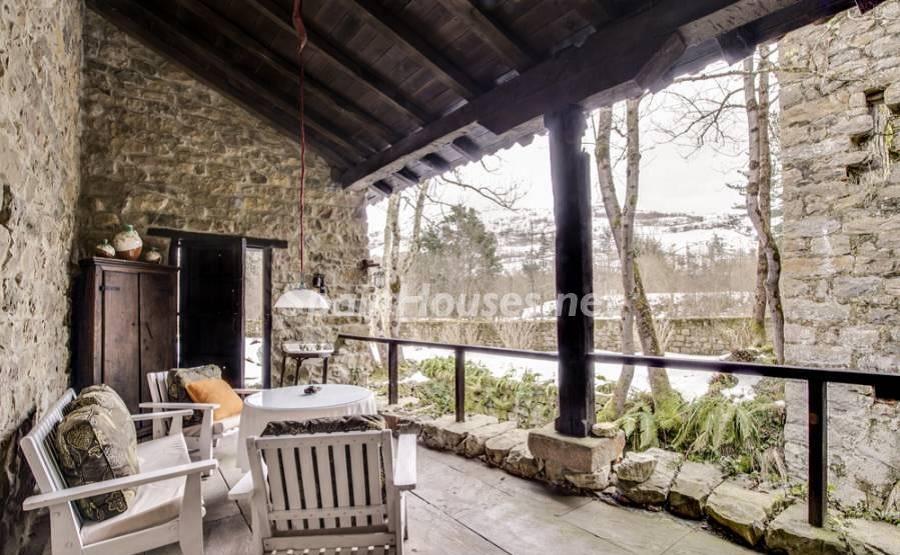 cabuerniga cantabria - Nieve, piedra, madera... en 8 bonitas casas y pisos en la montaña