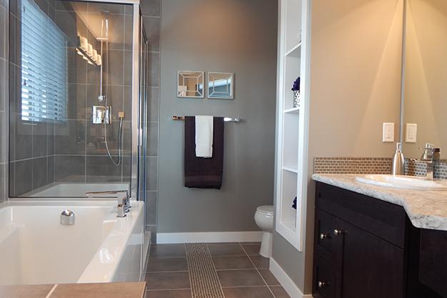 calefaccion bano - Reformar el baño: en qué gastar para que merezca la pena