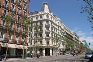 calleserrano madrid 300x200 - La calle Serrano de Madrid, la más cara para vivir. La más barata, en Castellón