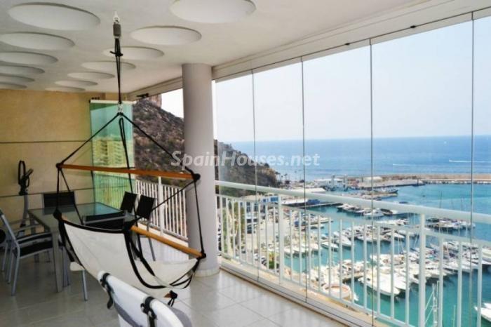 calpe alicante 2 - 17 espectaculares áticos con terrazas llenas de sol, luz, espacios relajantes y vistas al mar