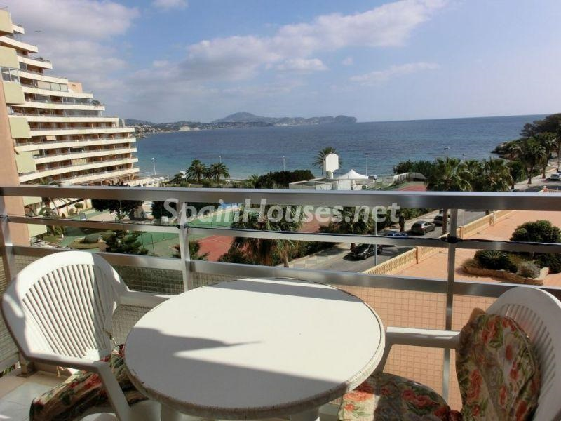 calpe alicante 8 - 16 apartamentos de 1 dormitorio cerca del mar, por menos de 110.000 euros