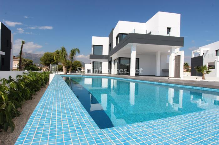 calpe alicante - Arquitectura contemporánea: 16 fantásticas casas de diseño moderno para estrenar