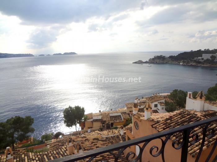 calvia mallorca - Áticos: espectaculares terrazas con un bonito toque urbano o fantásticas vistas al mar