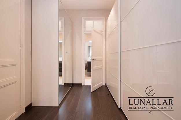 carpinteria madera piso diseno barcelona - Fabuloso piso de diseño en Barcelona centro
