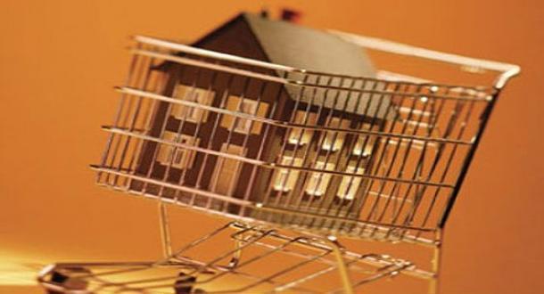 carrito compra - La compraventa de pisos crece un 16% en el primer trimestre