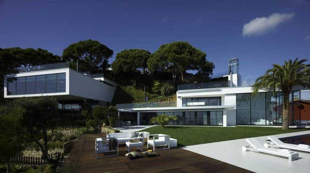 casa 12 - Diseño en el acantilado en una fantástica casa en Tossa de mar (Costa Brava, Girona)