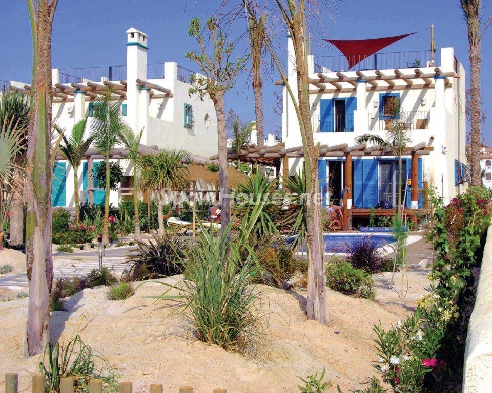 casa 13 - Toque natural y mediterráneo en una preciosa casa en El Playazo de Vera (Almería)
