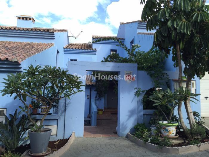 casa 2 - Chalet en alquiler en primera línea de golf y mar en Alcaidesa (Costa de la Luz, Cádiz)