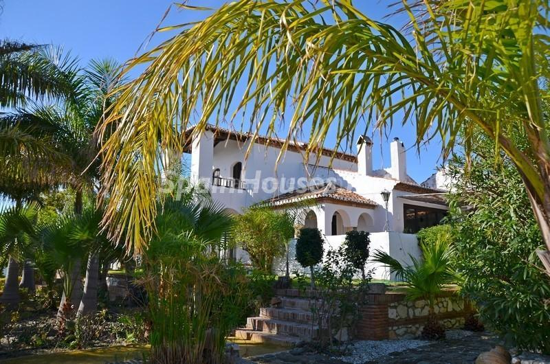 casa 4 - Vacaciones llenas de encanto en un cortijo andaluz en Frigiliana (Costa del Sol, Málaga)