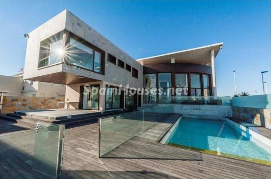 casa 7 - Lujo entre dos mares: Casa en primerísima línea de playa en La Manga del Mar Menor (Murcia)
