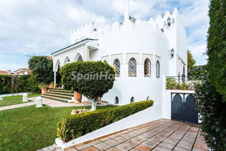 casa 8 - Estilo mudéjar lleno de encanto en un espectacular chalet en el Aljarafe de Sevilla