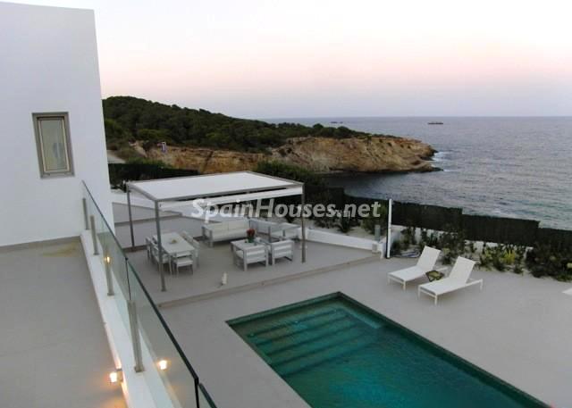 casa de lujo en Ibiza 2 - Lujosa villa en la isla de Ibiza, Baleares