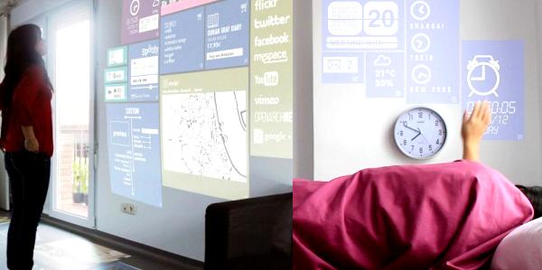 casa del futurochuli - Casa del futuro, un proyecto interactivo