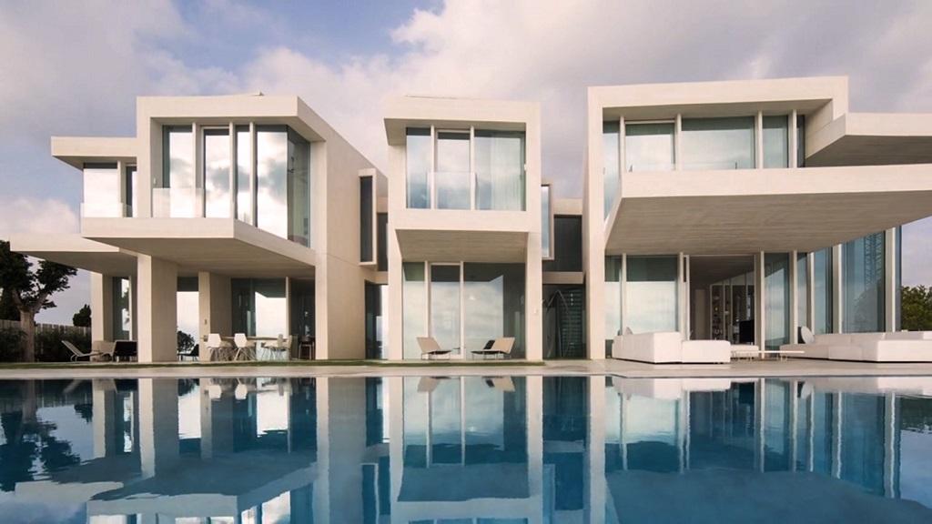 casa exterior2 - Casa Sardinera, Jávea (Costa Blanca): diseño imponente y liviano frente al mar