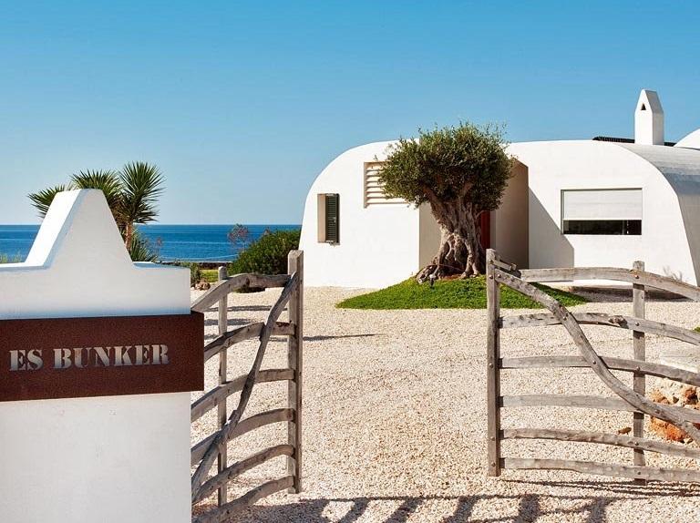 casa1 4 - Un precioso de refugio otoñal en una casa llena de luz en Menorca (Baleares)