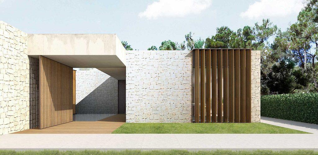 casa1 6 1024x501 - En La Cañada, casa contemporánea y minimalista a 5 km de Valencia