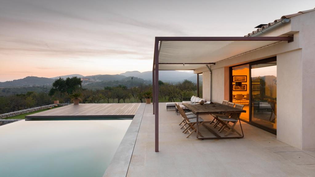 casa111 - Casa en Mallorca de estilo moderno y minimalista con la acogedora calidez mediterránea