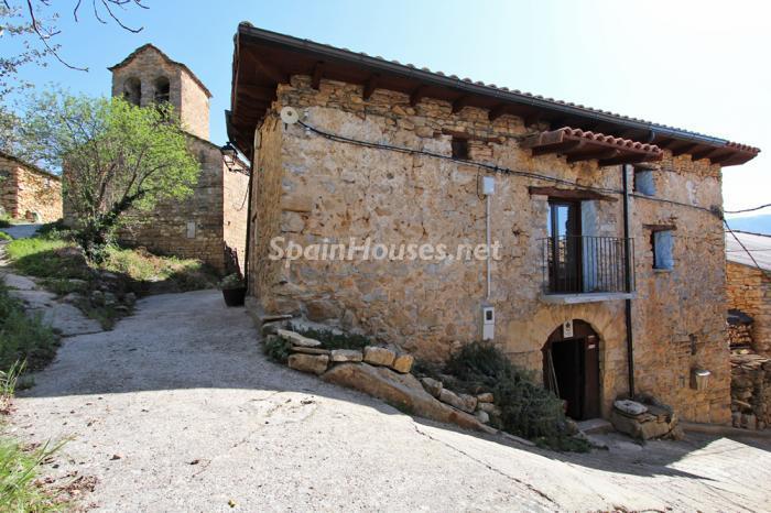 casa121 - Otoño y naturaleza en una preciosa casa tradicional en Ribagorza, el Pirineo de Huesca