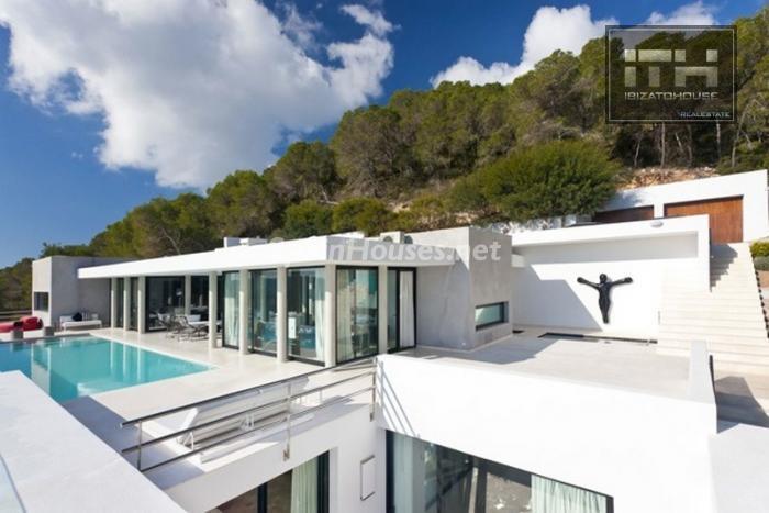 casa13 - Casa de la Semana: Espectacular villa de lujo en Ibiza (Baleares), la isla de los sueños