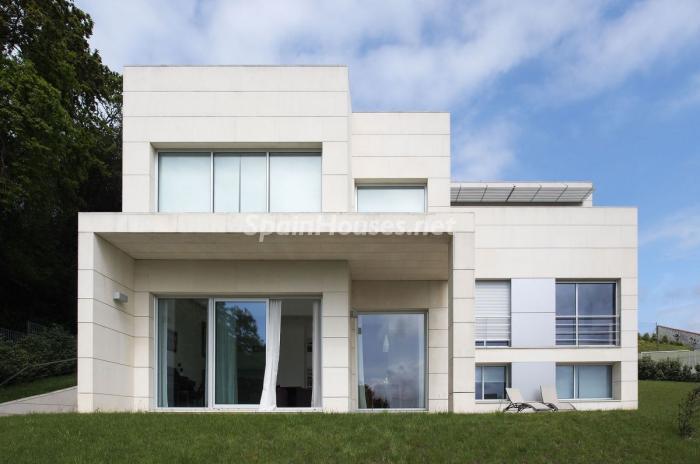 casa2 se trata de un moderno chalet