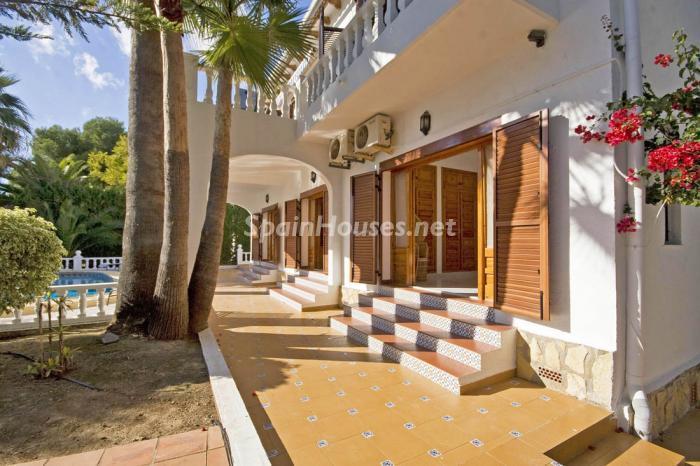 casa20 - Casa de la Semana: Preciosa villa en alquiler de vacaciones en Calpe, Costa Blanca