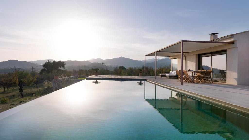 casa23 - Casa en Mallorca de estilo moderno y minimalista con la acogedora calidez mediterránea