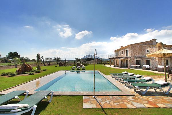casa29 - Vacaciones de lujo en una espectacular villa en Pollensa, Mallorca