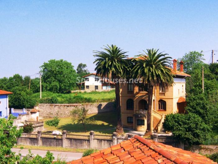 casa31 - Bonita casa de estilo indiano de principios de siglo XX en Ribadesella, Asturias