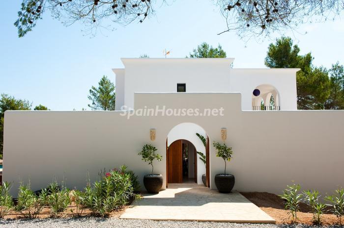 Baño Estilo Ibicenco:Mas fotos, información y precios : Villa independiente en venta en