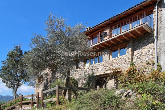 casa37 - El encanto rural de una casa de piedra entre las montañas de Baix Pallars, Lleida