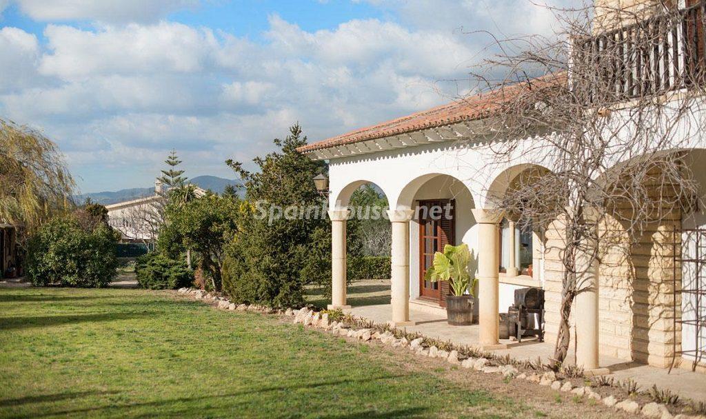 casa4 1 1024x608 - Preciosa casa rústica entre viñedos y naturaleza en el Bajo Penedés, Tarragona