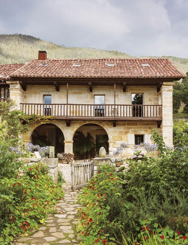 casa41 - El reino de lo esencial en una bonita casa en el Valle de Buelna, Cantabria