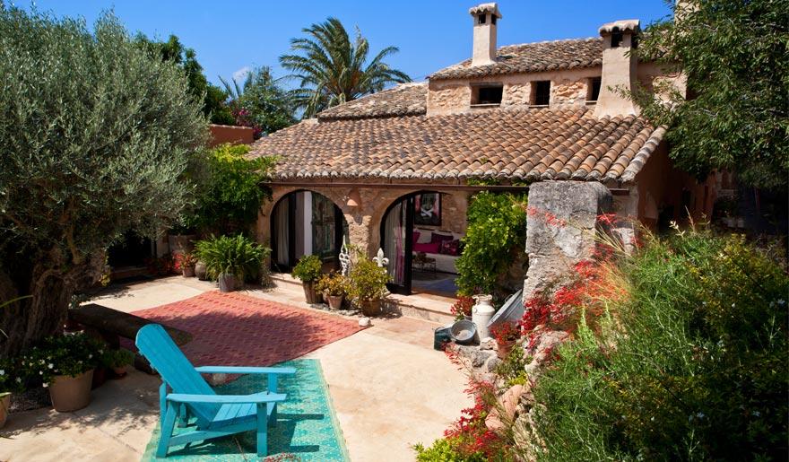 casa45 - Encanto rústico y bohemio en una preciosa casa en Jávea, Costa Blanca (Alicante)