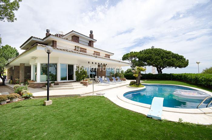 casa48 - Sensacional casa de lujo en Torredembarra (Costa Dorada): elegancia y luz junto al mar