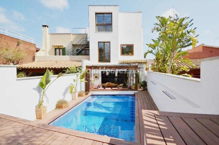 casa51 - Coqueto y luminoso chalet en alquiler en Son Rapinya, Palma de Mallorca