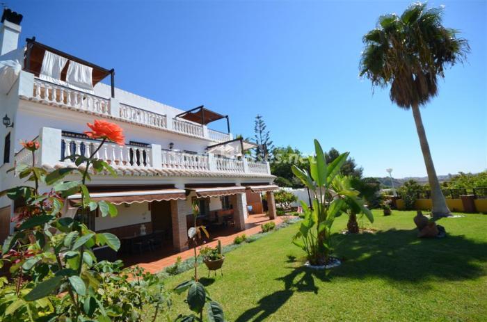 casa55 - Preciosa casa de vacaciones en Nerja (Málaga): encanto, naturaleza y mucha tranquilidad